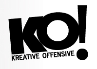 Kreative Offensive!